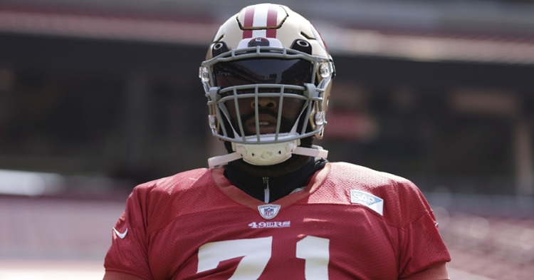 Williams is an elite offensive tackle (Pool photo - USA Today Sports)